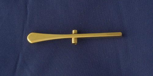 Trigger trumpet lever
